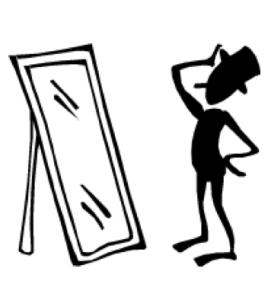 look-mirror